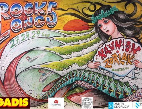 5º ROCK&LONG Festival. Copa de España Longboard