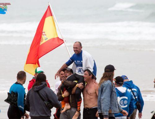 """España consigue el bronce en la """"Aloha CUP"""" del Cantabria ISA Kneeboard World Championship 2017"""