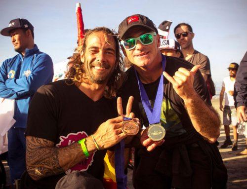 """Álvaro Bayona y Aitor Francesena preparados para los """"ISA World Adaptive Surfing Championship 2017"""""""
