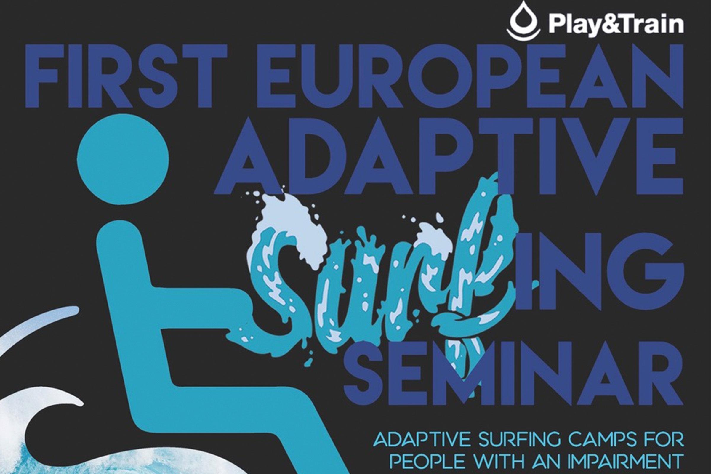 """El próximo 6 de octubre se celebrará el """"I Seminario Internacional de Surf Adaptado"""" en Corralejo, Fuerteventura"""