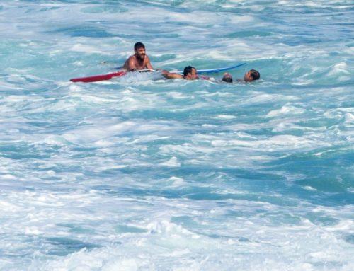 Los rescates practicados por surfistas ya no son un tema baladí y se está realizando el primer estudio sobre ello