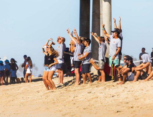 Primera concentración del equipo nacional júnior de surf tras el período de confinamiento