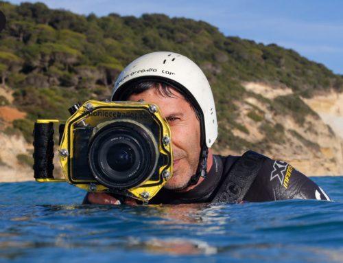 Antonio Ceballos, un fotógrafo humilde que se considera uno más de tantos a los que les gusta mirar la vida a través de un visor