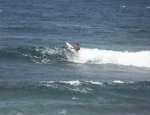Gran Canaria acogió una nueva prueba de surf y bodyboard júnior tras el reinicio de la competición tras el confinamiento