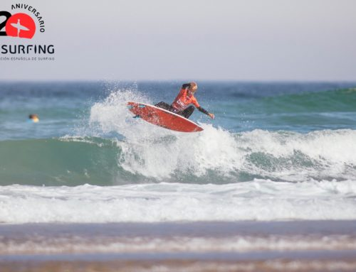 El Campeonato de España de Surfing volvió a ser el evento más importante a nivel nacional en el vigésimo cumpleaños de la Federación Española de Surfing