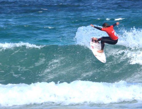 La Federación Galega de Surf celebrará este fin de semana la Copa de Galicia