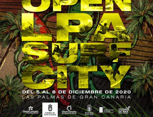 Confirmada la última prueba del los circuitos nacionales La Liga Iberdrola Fesurfing y la Liga Fesurfing el Open LPA Surf City 2020
