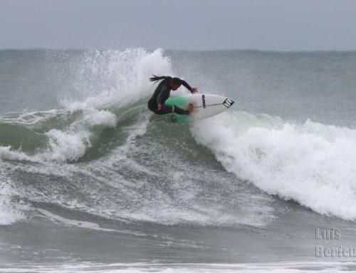 Alicia Takahashi, cuando el surf llega por casualidad y se queda para siempre