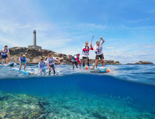 Confirmada la próxima cita para la Copa de España de SUP Race en Murcia, el SUP Challenge Cabo de Palos