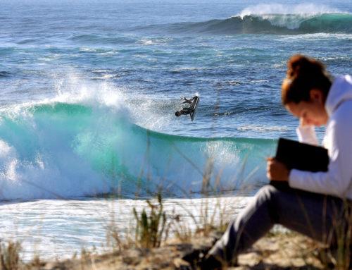 Aprende a través del surfing… el proyecto educativo de la Federación Española de Surfing y Surf and Clean