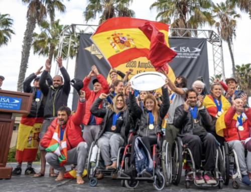 Próximamente se estrenará el documental INVENCIBLES, la historia de cómo la selección española de surf adaptado conquistó un oro histórico