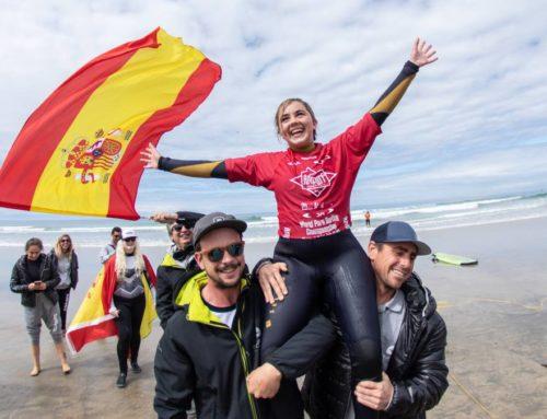 Carmen López, un oro que sumó puntos para su equipo y una sonrisa que regaló momentos a la expedición