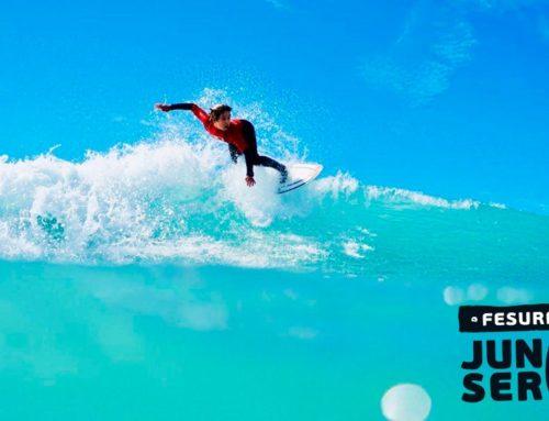 Mañana arranca la primera prueba del Fesurfing Junior Series en el Puerto de Mazarrón