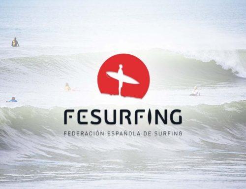 El próximo 13 de noviembre se celebrará el Curso de formación FESurfing de JUECES SUP RACE