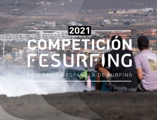 La Federación Española de Surfing hace público el calendario de competición de esta temporada 2021