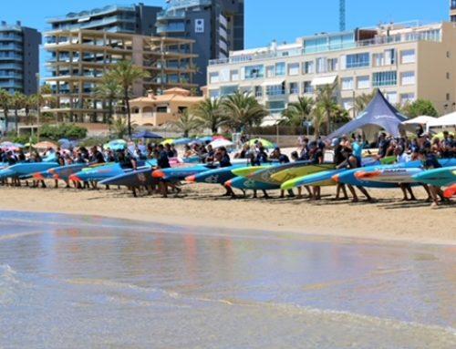 Celebrada en Alicante la segunda prueba de La Liga Fesurfing CMS SUP Race
