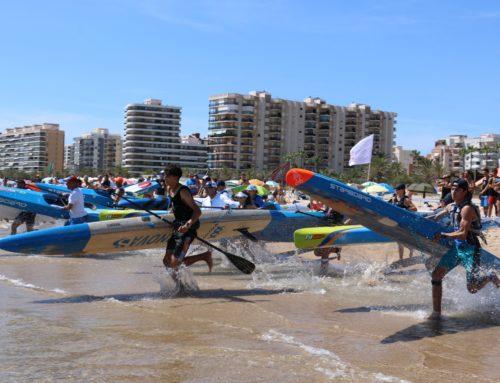 El pasado 4 de julio la localidad de Gandía acogió V prueba de la Liga Fesurfing CMS de SUP Race
