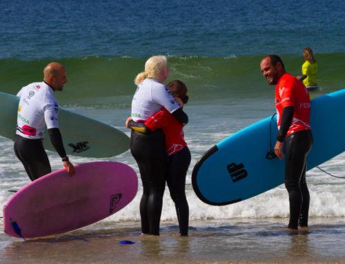 El Surf Adaptado Nacional ya tiene a sus nuevos campeones de España